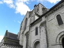 Fasada północna kościoła