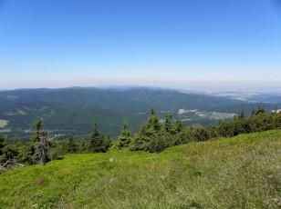 Gory Zlote - view from Serak
